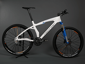 Rockrider Moutain Bike Concept